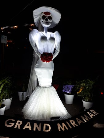 Malecon Day of the Dead 2019
