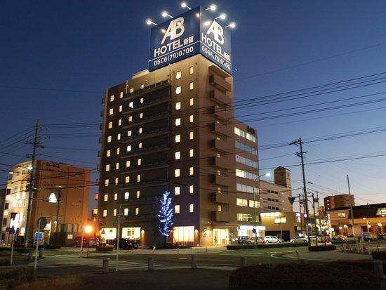 AB Hotel Mikawaanjo Shinkan