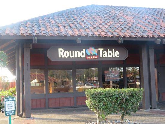 Round Table Sonoma 201 W Napa, Round Table Novato