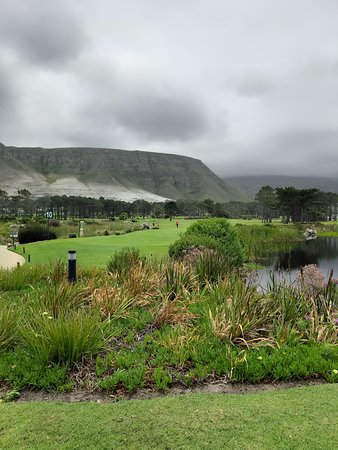 Hermanus Golf Club, Sydafrika.