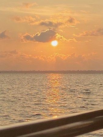 sunset Kottayam