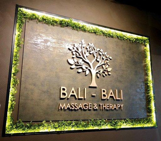 Bali-Bali Massage & Therapy