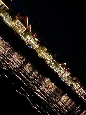 World Famous - St Augustine Nights of Lights - Water Tour Photo