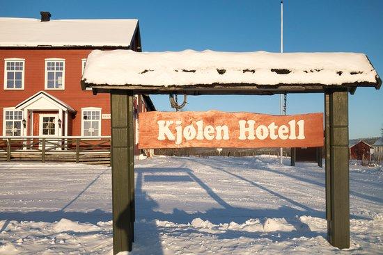 Entrance - Picture of Kjølen Hotel Trysil, Ostby - Tripadvisor