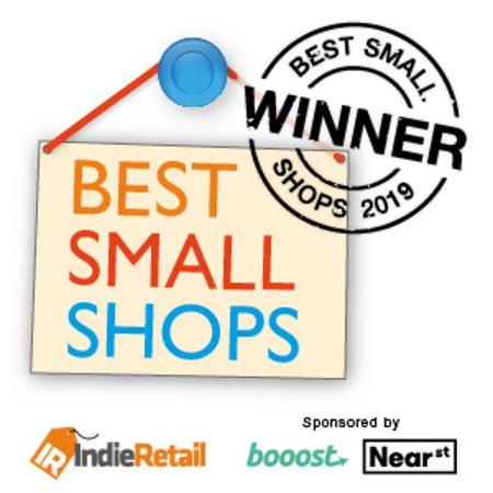 Papadeli: We won! Uk Best small shop :)