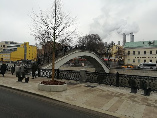 Sadovnicheskiy Bridge
