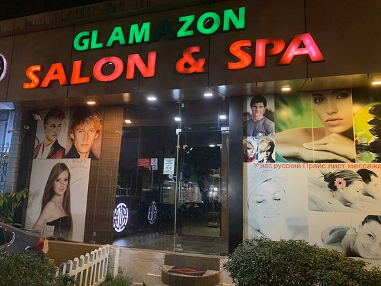 Glamazon Salon & Spa