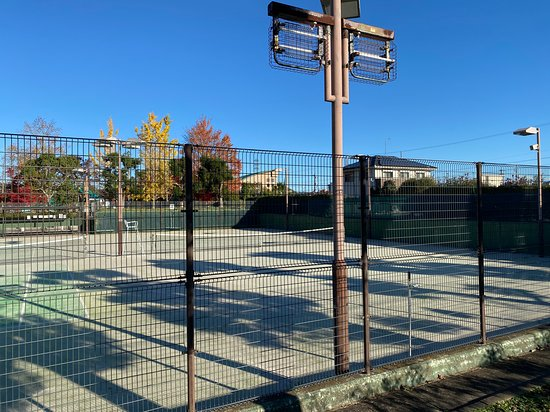 Naruko Neighborhood Park Tennis Court