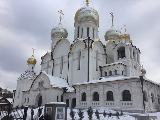 St. Anna Cathedral of Conception in Conception Convent