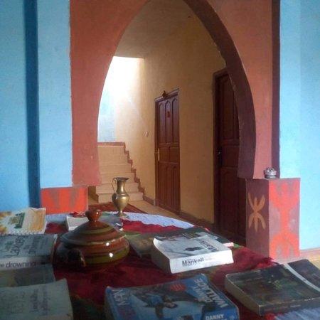 Takoujt, Марокко: Desert kiwi house