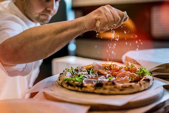 Ecco Pizza More Wroclaw Recenzje Restauracji Tripadvisor