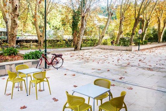 Leiria District, Portugal: Espaço agradável, e confortavel.