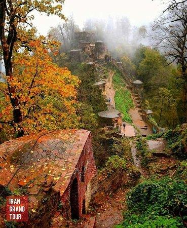 מחוז גילאן, איראן: Ghale rod khan Gilan province,iran👑