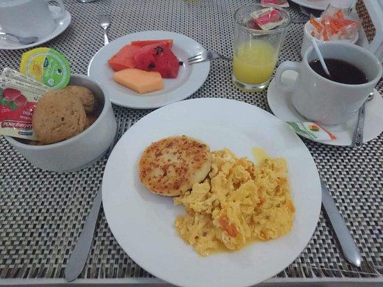desayuno diario