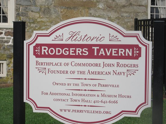 Rodgers Tavern Museum