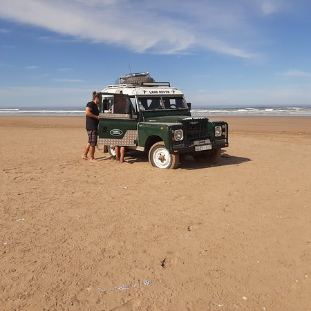 Sidi Ouarsik, Morocco: Trip with 4×4 for south Morocco desert and beautiful sea and adventure with Maison Diyani , welcome