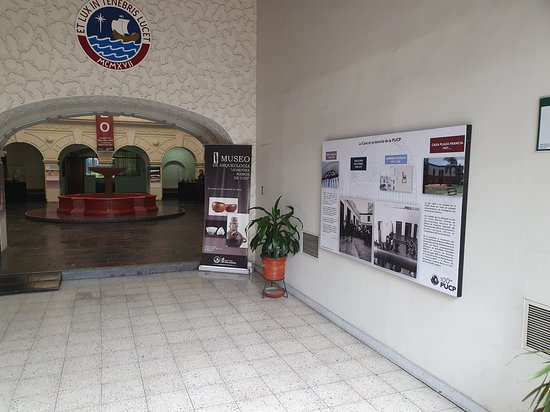Museo de Arqueologia Josefina Ramos de Cox