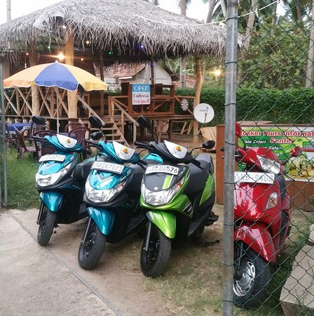 Tango scooter & tuk tuk rental