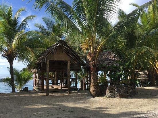 Lalomanu Beach Upolu, Îles Samoa