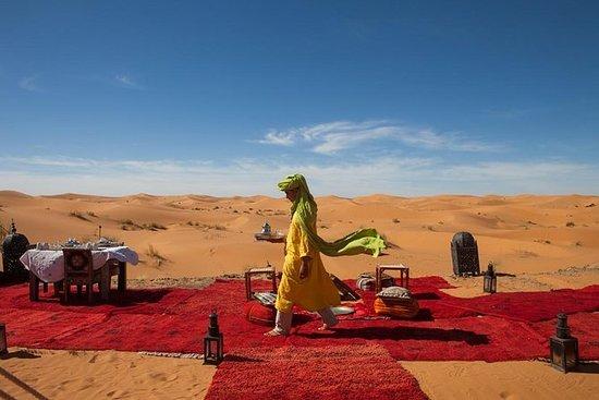 Samll Group前往Merzouga沙漠2天旅行