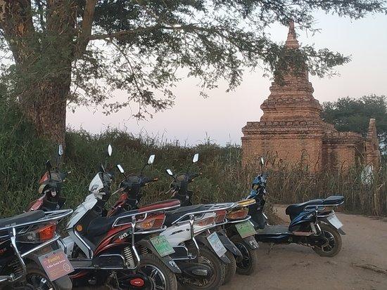 Bagan Ebike Traveller