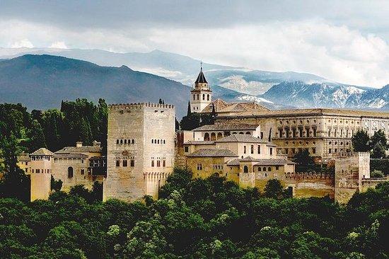Skip-the-Line Alhambra and Generalife...