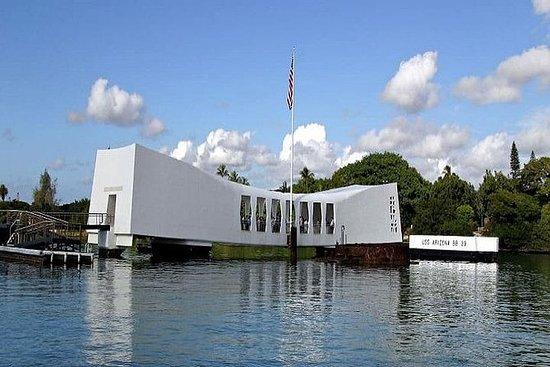 Tour 11H - Pearl Harbor, Mini Circle ...