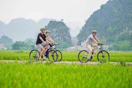 Luxe Hoa Lu- Tam Coc-landelijk dorp ...