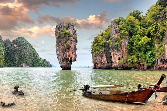 James Bond Island Tour From Phuket By Longtail Boat With Lunch