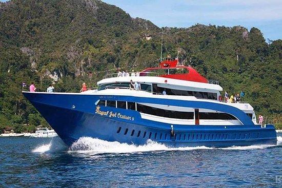 Phi Phi Jet Cruise Dagtrip