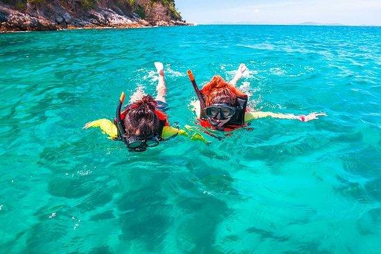 Racha-eiland Snorkeltour per speedboot