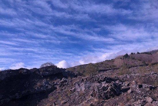 埃特納火山1900和阿爾坎塔拉峽谷