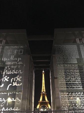 Une autre vue de la tour