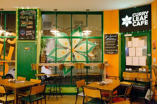 Interior Picture Of Curry Leaf Cafe Kemptown Kitchen