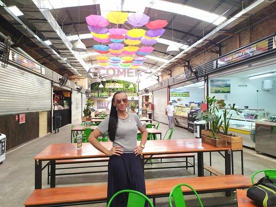 Mercado San Nicolas