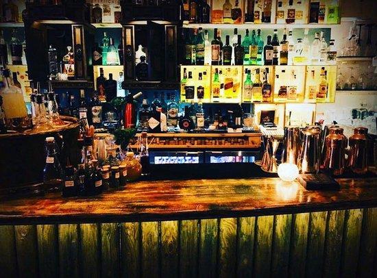 Gin Fizz Cocktailbar