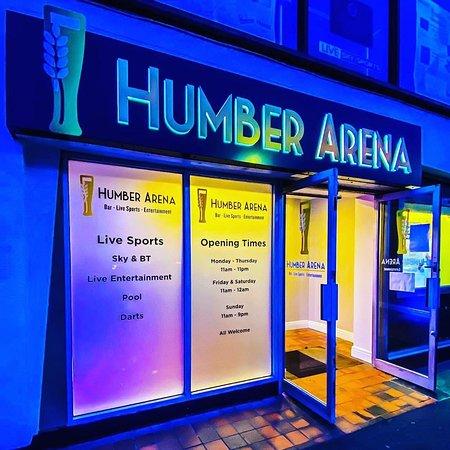 Humber Arena