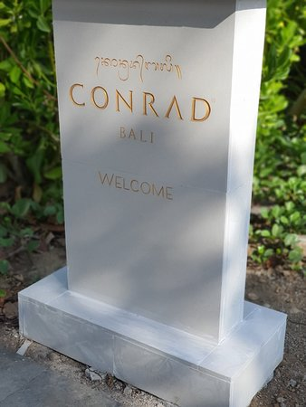 Conrad Bali in Bali