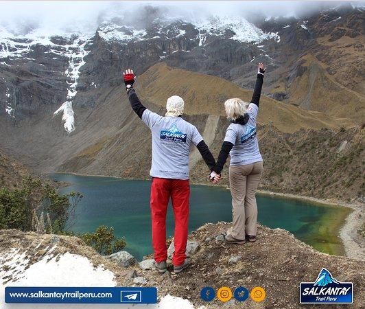 Salkantay Trail Peru Trekking Company