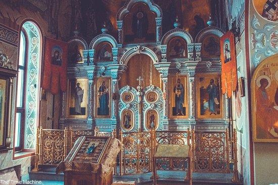 Храм Святителя Николая Чудотворца в Среднеуральске