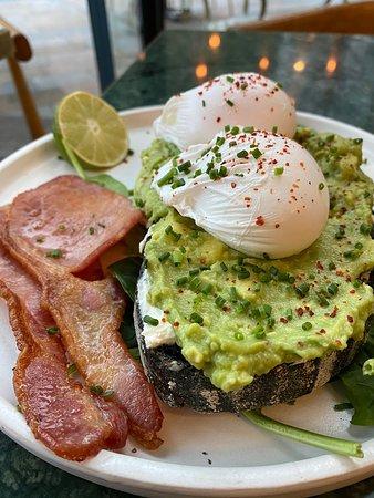 A Great Breakfast Spot