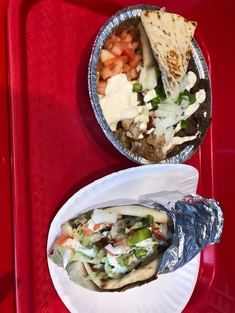 The Halal Guys Mississauga 6 6045 Mavis Rd Photos Restaurant Reviews Order Online Food Delivery Tripadvisor