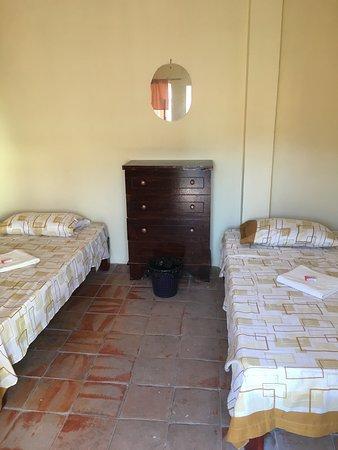 Amatlán de Cañas, México: Habitaciones cómodas y familiares.