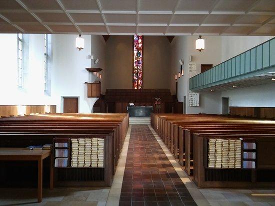 Reformierte Kirche St. Johann - Evang. Kirchgemeinde Frauenfeld