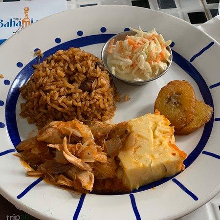 Bahamian Cookin Restaurant Bar