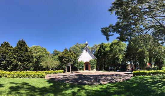 Santuario Mariano de Schoenstatt- Tabor das Vocacoes