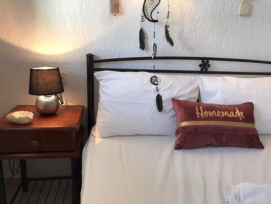 Τρίκλινο δωμάτιο με βεράντα
