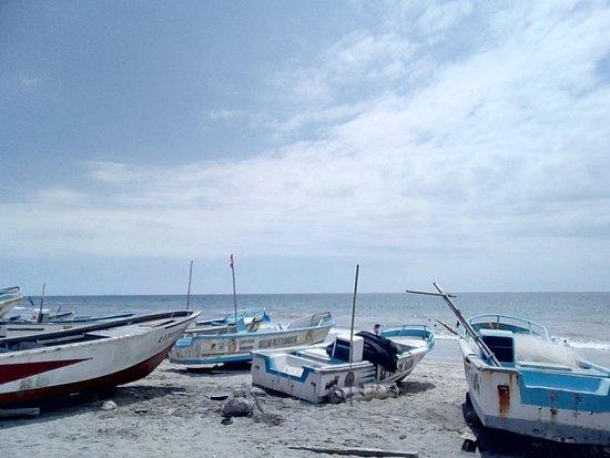 Punta Carnero, Ecuador: ❤❤❤