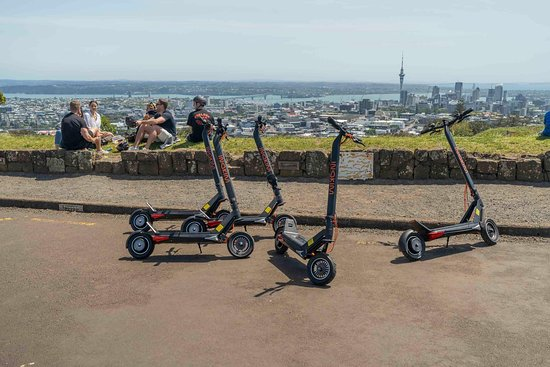 E-Scooter Tours New Zealand