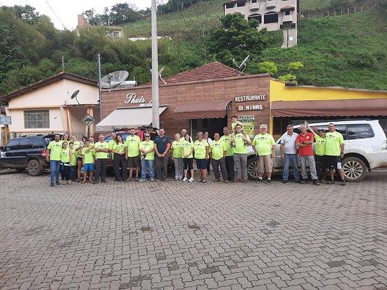 Marmelopolis: Mitsubishi off road visitando nosso Restaurante Di Minas em Marmelópolis Mg